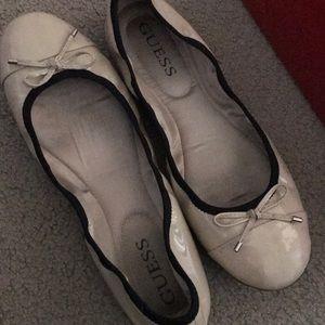 Guess ballet flats size 9